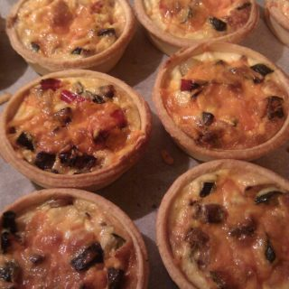 tarts for a party