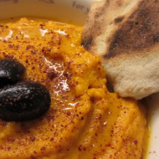 middle eastern carrot dip