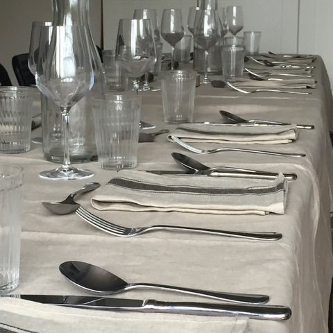 supperclub table