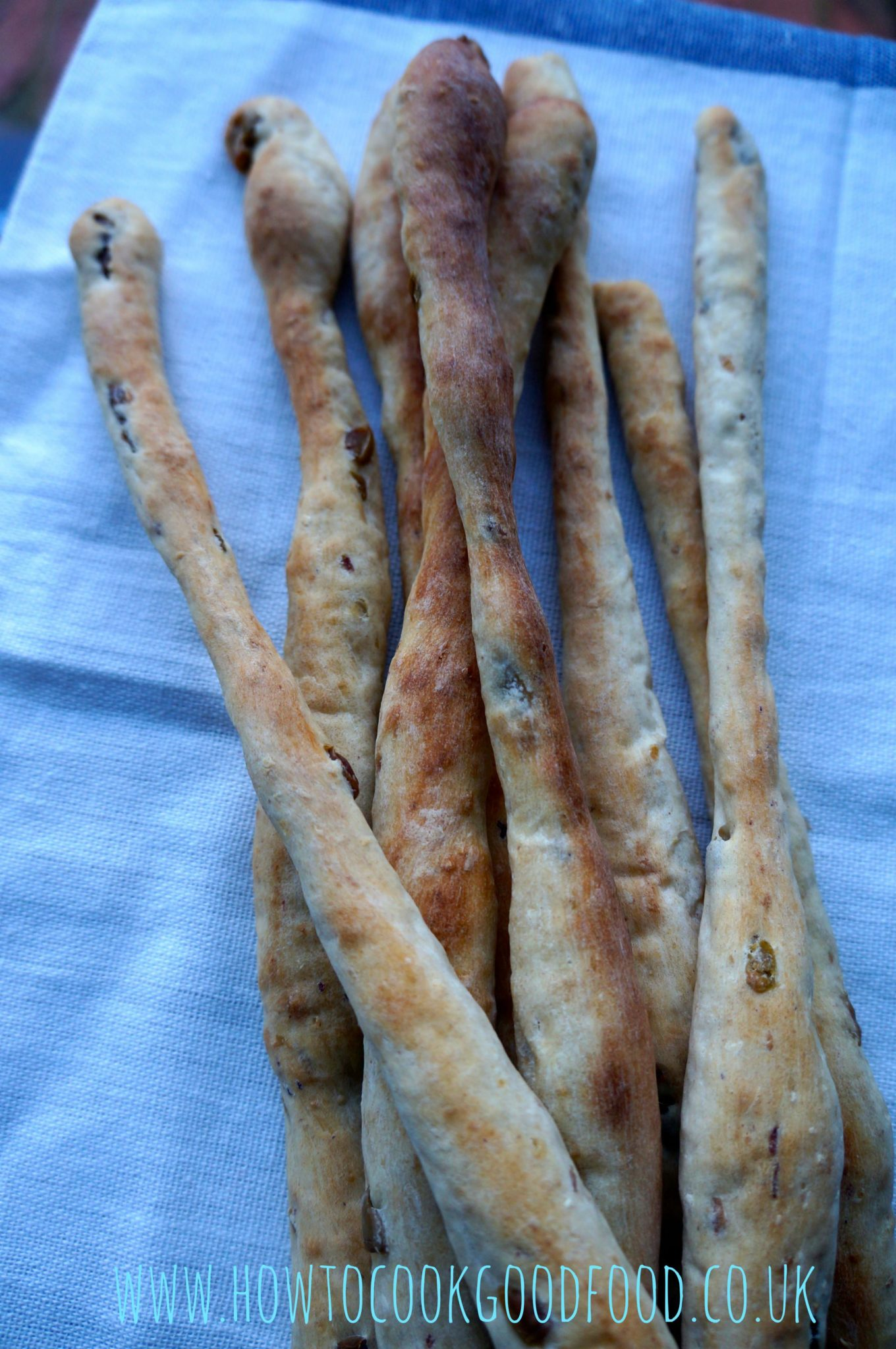 date breadsticks