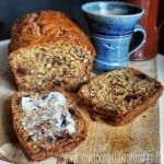 pecan breakfast loaf