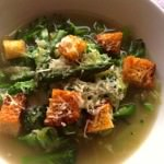 spring vegetable soup by How to cook good food
