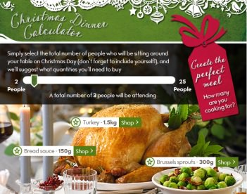 Christmas with Waitrose
