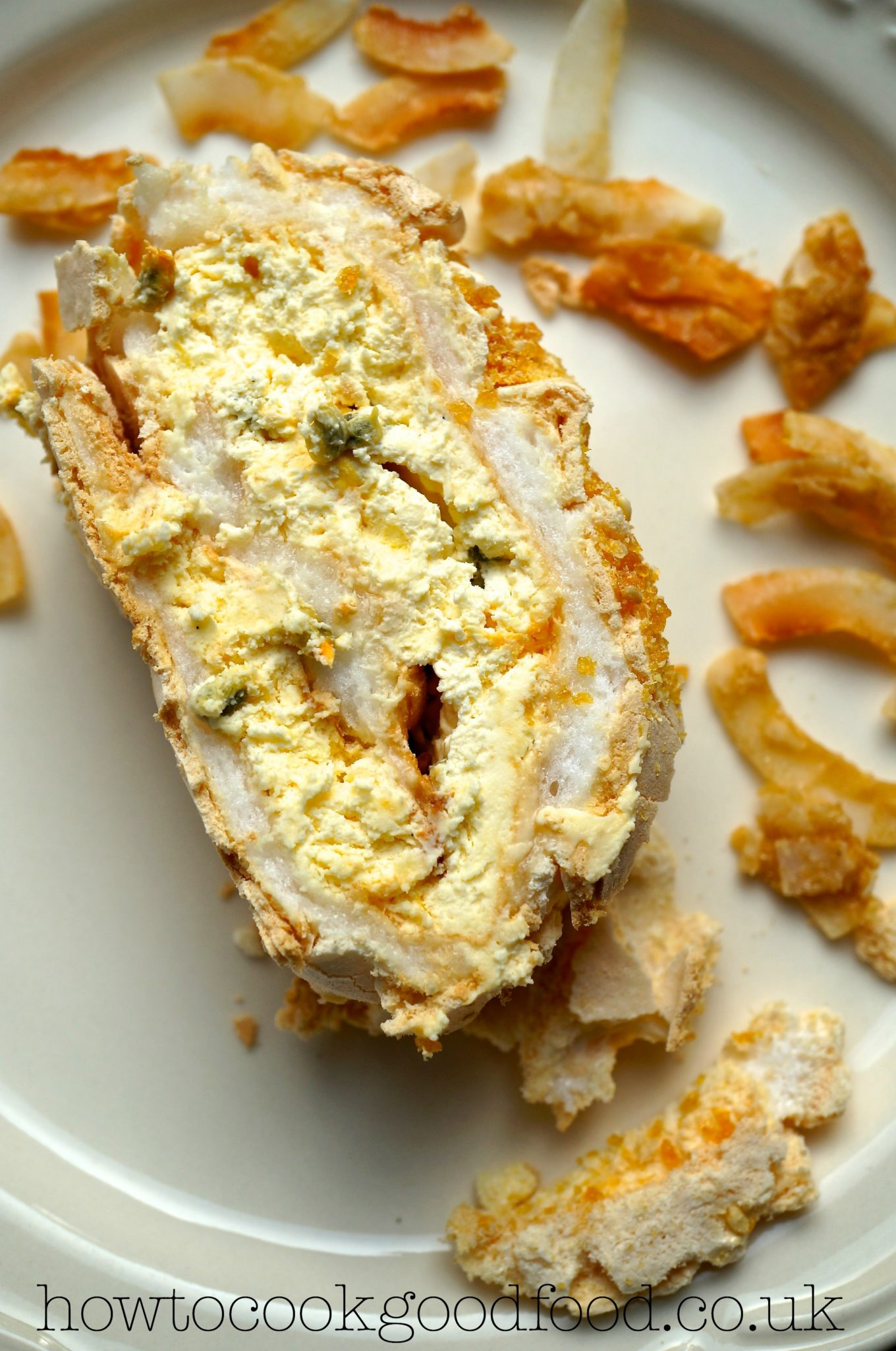 Forum on this topic: Passion Fruit and Mango Meringue Roulade Recipe, passion-fruit-and-mango-meringue-roulade-recipe/