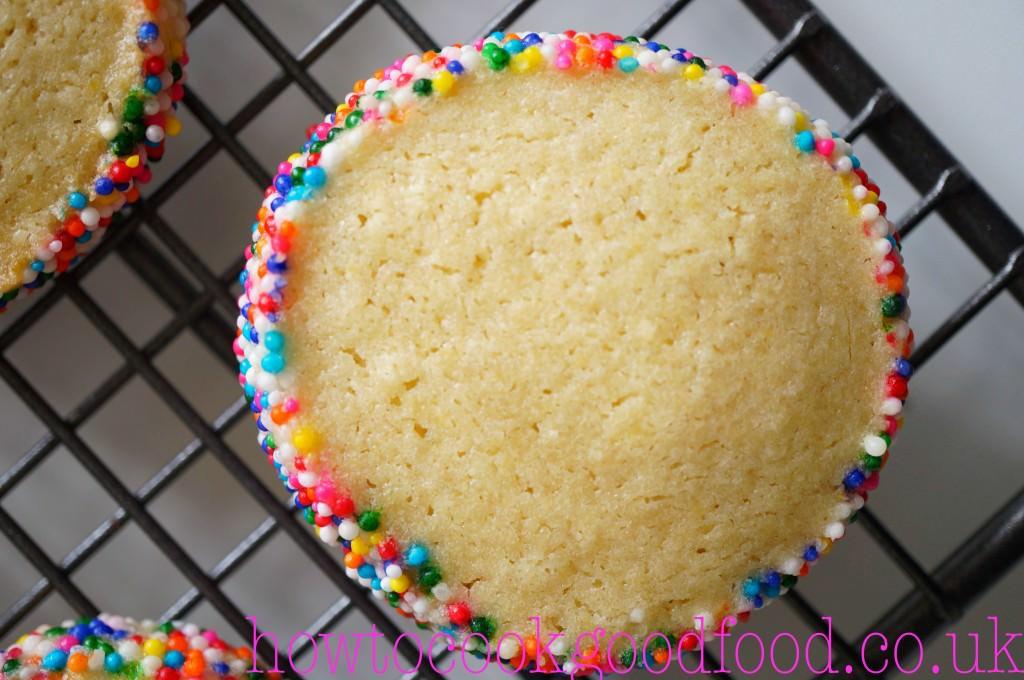 bee's vanilla cookie dough