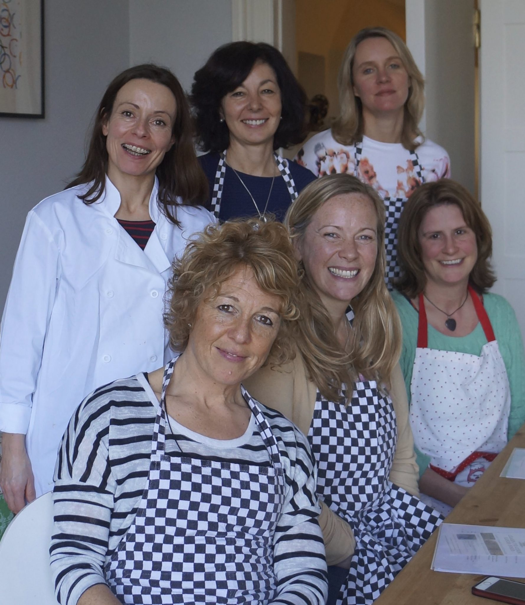 adult cookery lessons with laura scott