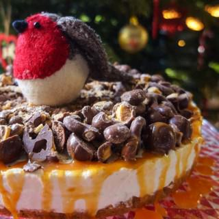 Loaded Baileys Cheesecake – A speedy Christmas dessert