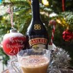 a baileys latte