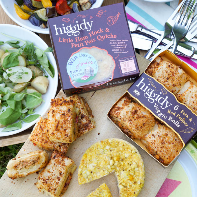 Good Meals To Cook: The Higgidy Picnic Challenge By How To Cook Good Food