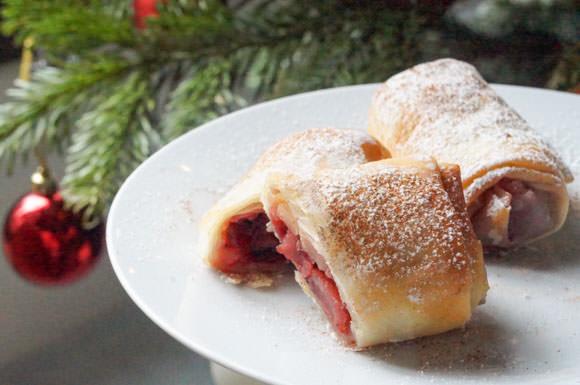 christmas cranberry