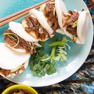 Korean Style Bao Buns by Simply Beef & Lamb