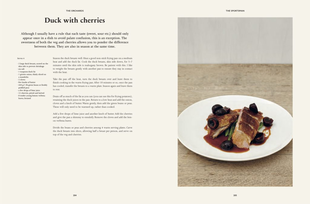 the sportsman cook book