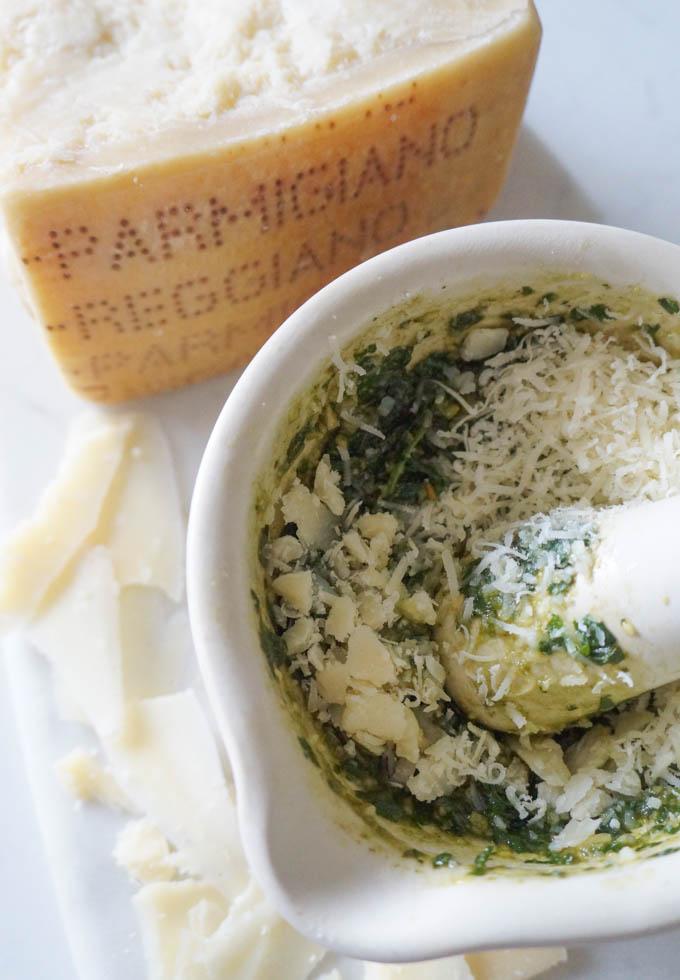 Parmigiano Reggiano Bites
